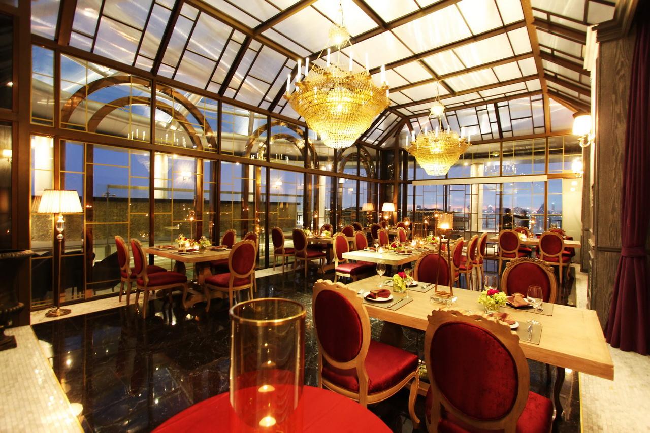 private dinner bangkok
